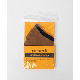 Carhartt MASK カーハート マスク 洗える メンズ レディース ユニセックス 洗えるマスク ファッションマスク カラーマスク ブランド WEGO ウィゴー