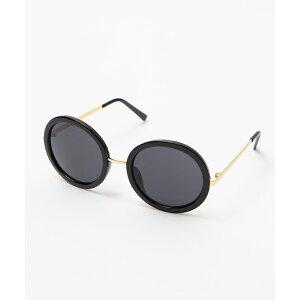 SALE19%OFF ラウンドスモークレンズ サングラス レディース メンズ ユニセックス 男女兼用 メガネ 眼鏡 ラウンド 丸メガネ 日よけ 雑貨 ギフト プレゼント WEGO ウィゴー