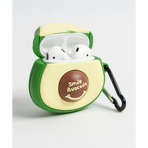 【ご購入で500円クーポン配布中】アボカドAirpodsケース Airpods スマホ スマートフォン 雑貨 スマホ雑貨 プレゼント ギフト 贈り物
