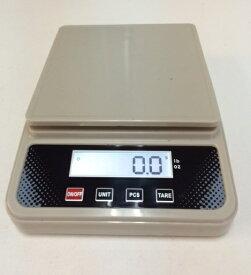 【あす楽対応】「期間限定セール」デジタル卓上はかり5kg/1g AC電源/単3乾電池両用 2way式デジタル皿はかり (皿はかり) 【はかりデジタル計り量り】デジタルスケール はかり 計量器 台はかり 上皿秤 デジタル 荷物 量り 計り 電子はかりおすすめ