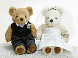 ★熊本のショップです 頑張ります!★ 【送料無料!・税込】ベーシックなウエイトドール!ウエディング洋装 黒ベスト・白ドレス出産祝・結婚式に人気の体重ベア【刺繍無料サービス・選べるカラー】