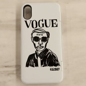 iPhone X用 スマホケース EGYBOY / VOUGING IPHONE CASE イージーボーイ