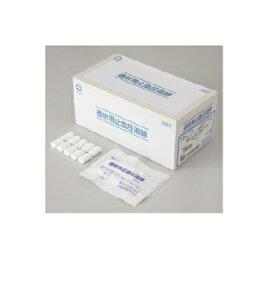 白十字 透析用止血圧迫綿(滅菌済) φ20×25mm 10コ×25袋