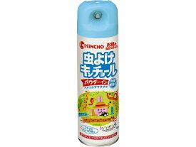 大日本除虫菊 虫よけキンチョール パウダーイン シトラスミントの香り 200mL