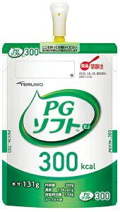 テルモ PGソフトEJ 300kcal 半固形タイプ ヨーグルト味 200g×24パック入 PE-15ES030