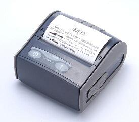 無線式モバイルプリンター BLM-80BT Bluetooth接続 サーマルプリンター ウェルコムデザイン