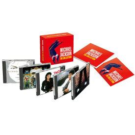マイケル・ジャクソン ザ・コレクション CD5枚組 DYCP-1591 マイケルジャクソン ロック ポップス 通販限定【送料無料】