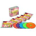 80年代洋楽ベストヒッツ! PARADISE-MEGA HITS '80s CD5枚組 DYCS-1152 ロック ポップス 通販限定