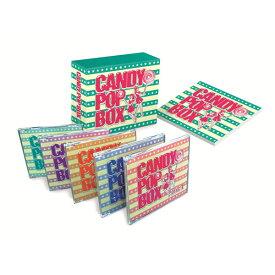 キャンディ・ポップ・ボックス CD5枚組 DYCS-1155 ソウル ディスコ 通販限定【送料無料】