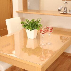 アキレス 透明テーブルマット 92×60cm 1.5mm厚【送料無料】