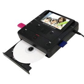ダビング機 録右ェ門 録画・録音簡単ダビング パソコン不要 デジタル保存 CDコピー CD DVD VHS 8mmビデオ ダイレクトメディアレコーダー DMR-0720