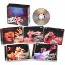 西城秀樹 絶叫・情熱・感激 CD4枚+DVD1枚 DQCL-1868 歌謡曲 演歌 通販限定【送料無料】
