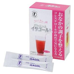 フィブロ製薬特定保健用食品ゼリージュースイサゴールアセロラ味_6.0g×20包
