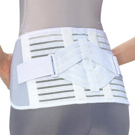 【中山式産業】中山式腰椎医学コルセット 滑車式 標準タイプ(S・M・L・LL・3Lサイズ)【定番在庫】即日・翌日配送可【介護用品】腰部サポーター/腰部ベルト/固定/姿勢/腰痛対策【通販】