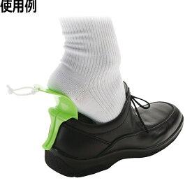 【パシフィックサプライ】手を使わない靴べら Vela(ヴェラ) / 2941500x【定番在庫】即日・翌日配送可【介護用品】靴用品/履かせやすい/手を使わない/靴べら/ベラ/靴ベラ/ヴェラ/靴ヴェラ【通販】