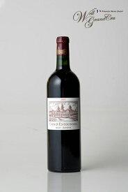 【送料無料】コス デストゥルネル2003 フランス サン・テステフ 赤ワイン フルボディCH.COS D'ESTOURNEL2003 パーカーポイント97点 高級ワイン 贈答品
