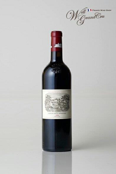 【送料無料】ラフィット ロートシルト2006 CH.LAFITE ROTHSCHILD2006パーカーポイント97点【フルボディ】☆フランスワイン-赤ワイン-高級ワイン-贈答品-ポイヤック