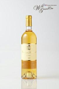 スデュイロー2007 フランス バルサック 白ワイン 甘口 デザートワイン 貴腐ワインCh.SUDUIRAUT2007 高級ワイン 贈答品