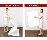 マットレス三つ折り3つ折りコンパクト軽量軽い持ち運び