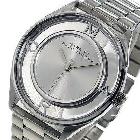 a7ca6250a2 マークバイ マークジェイコブス MARC BY MARC JACOBS 腕時計 レディース Ladies 時計 ティザー36 MBM3412 シルバー  人気