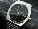 ニクソン NIXON TIME TELLER タイムテラー 腕時計 A045-000 BLACK 時計 100m 防水 シルバー ブラック 人気 ブランド N…