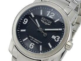 【送料無料】 セクター 腕時計 メンズ SECTOR 時計 R3253139025 ブラック シルバー 10気圧防水 日付カレンダー セクター腕時計 セクター時計 SECTOR腕時計 SECTOR時計 人気 ブランド 男性用