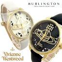 送料無料 2017年 新作 Vivienne Westwood ヴィヴィアン ウエストウッド 腕時計 レディース オーブ VV163BKBK VV163CMCM ブラック ホワイト ゴールド 黒 白