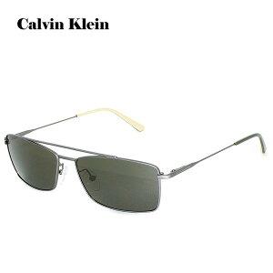 カルバンクライン サングラス メンズ レディース Calvin Klein cK アジアンフィット UVカット CK18117S-008 人気 ブランド カルバン クライン おしゃれ おすすめ 男性 女性