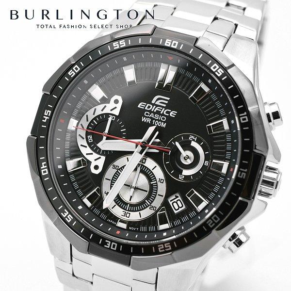 送料無料 エディフィス 腕時計 メンズ EDIFICE カシオ CASIO EFR554D1AV クロノグラフ ブラック シルバー ウォッチ ブランド 人気 時計 EDIFICE時計 EDIFICE腕時計 激安 セール sale ビジネス 就職祝い 男性 ギフト プレゼント