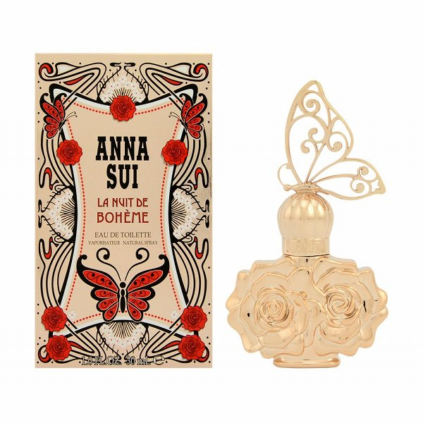 アナスイ 香水 レディース ANNA SUI ラニュイドゥ ボエム EDT 30ml フレグランス 人気 ブランド アナスイ香水 香水アナスイ 香水ブランド ANNASUI おすすめ ランキング 女性用 贈り物 ギフト プレゼント