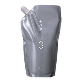 インターコスメ トエルオキシ 3% 1000ml [医薬部外品]〜染毛補助剤過酸化水素・2剤〜
