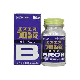 【第(2)類医薬品】エスエス ブロン錠 84錠 定形外郵便
