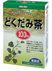 オリヒロ NLティー ナチュラルライフシリーズ どくだみ茶100% ノンカフェイン ティーバッグ (26包) ウェルネス ※軽減税率対象商品