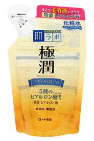 ロート製薬 肌研 ハダラボ 極潤 プレミアム ヒアルロン液 つめかえ用 (170mL) 詰め替え用 ゴクジュン 保湿化粧水 ウェルネス