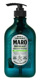 ストーリア MARO マーロ 薬用 デオスカルプシャンプー (480mL) 【医薬部外品】 ウェルネス