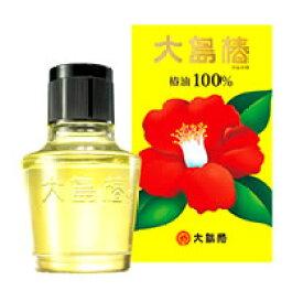 大島椿 椿油100% ヘアオイル (60mL) ウェルネス