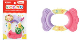 ピジョン にぎる・かむ 【R-2】 赤ちゃんの知覚を育てる歯がためトイ ウェルネス