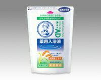 ロート製薬 メンソレータムAD薬用入浴液 森林の香り  詰替え 600ml ウェルネス