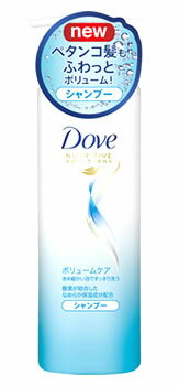 ユニリーバ Dove ダヴ ボリュームケア シャンプー ポンプ (500g) ウェルネス