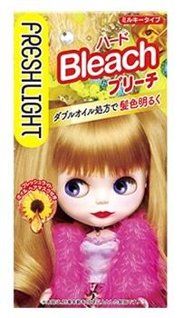 ヘンケルジャパン フレッシュライト ハードブリーチ (1セット) ヘアブリーチ 【医薬部外品】