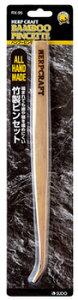 スドー ハープクラフト バンブーピンセット RX-95 (1個) 竹製 給餌用ピンセット