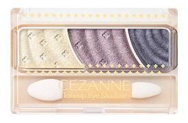 セザンヌ化粧品 トーンアップアイシャドウ 05 ナイトネイビー (1個) アイシャドウ