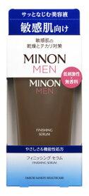 第一三共ヘルスケア ミノン メン フィニッシング セラム (60g) 男性用 美容液
