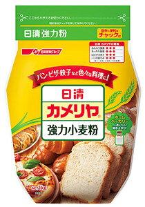 日清製粉 日清 カメリヤ チャック付 (1kg) 強力小麦粉 強力粉 ウェルネス ※軽減税率対象商品