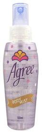アグリー フレグランス ボディーミストN ローズムスクの香り (100mL) 香水 オーデコロンスプレー