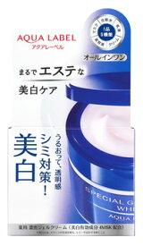資生堂 アクアレーベル スペシャルジェルクリームA ホワイト (90g) オールインワン 【医薬部外品】