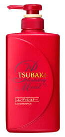 資生堂 TSUBAKI ツバキ プレミアムモイスト ヘアコンディショナー ポンプ (490mL)