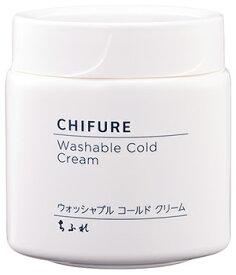 ちふれ化粧品 ウォッシャブル コールド クリーム (300g) CHIFURE クレンジング マッサージ