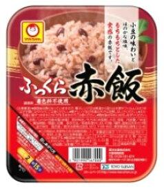 東洋水産 マルちゃん ふっくら赤飯 着色料不使用 (160g) ウェルネス ※軽減税率対象商品