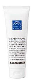 松山油脂 M mark アミノ酸ヘアクリーム (120g) 【Mマーク】 ウェルネス